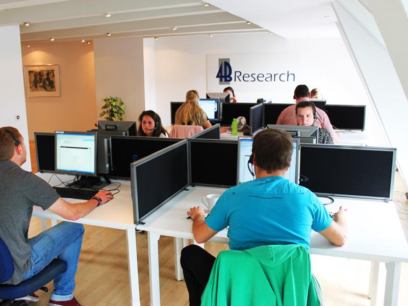 Analyser af marked, kunder og konkurrenter